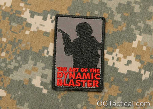 ORCA - Art of the Dynamic Blaster Patch