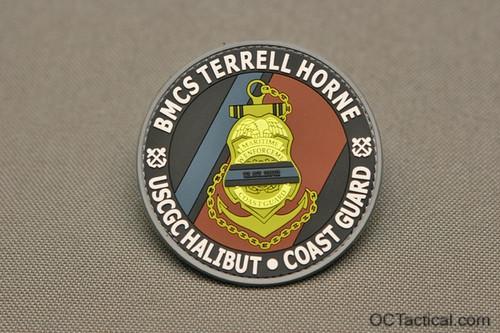 BMCS Terrell Horne III Memorial Patch