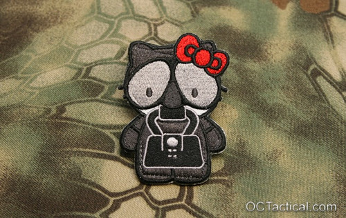 Kitty SEAL Diver Patch