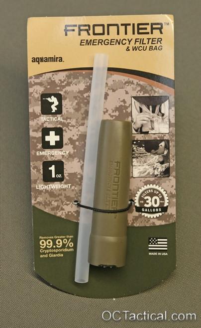 Aquamira Tactical Frontier Water Filter