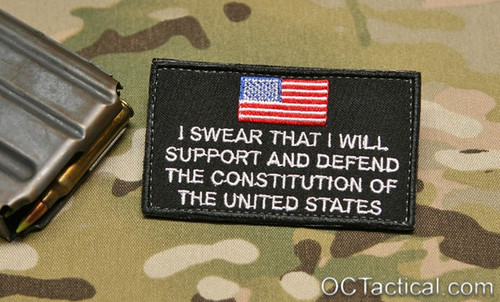 Citizen's Oath Morale Patch