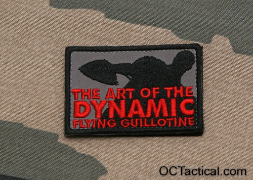 ORCA - Art of the Dynamic Flying Guillotine