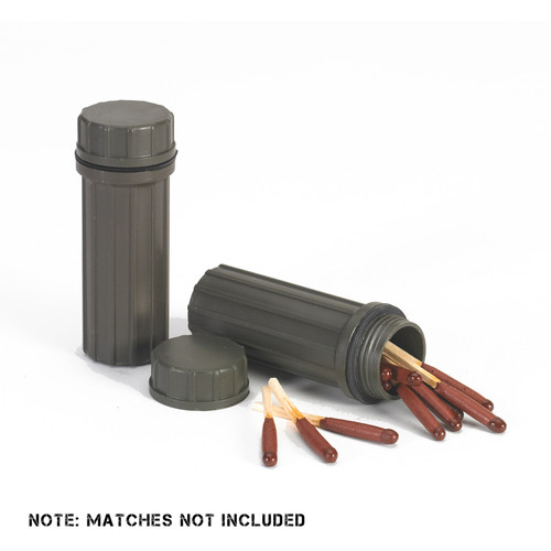 NDūR Waterproof Match Holder