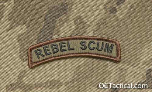 Rebel Scum Morale Patch