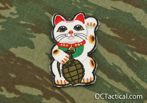 ORCA - Maneki Grenade - Lucky Cat