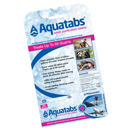 Aquatabs Water Purification Tablets