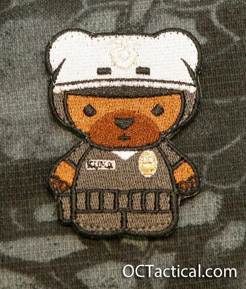 ORCA - Kuma Korps Police Bear