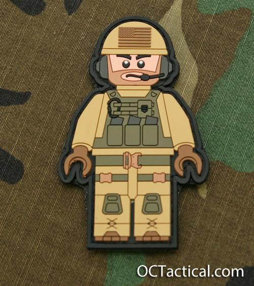 Brick Operator V1 (ALEX) Morale Patch