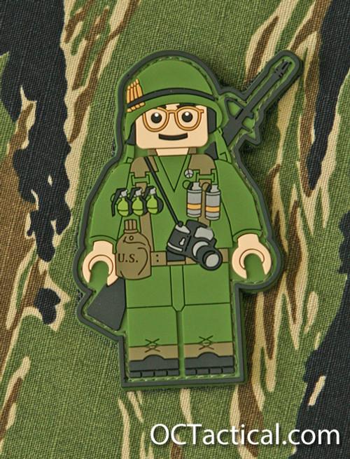 Brick Operator V2 (JOKER) Morale Patch