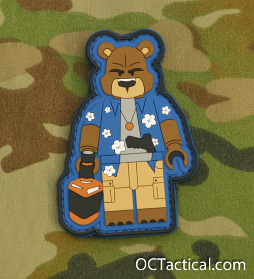 Brick Operator Creasy Bear Morale Patch