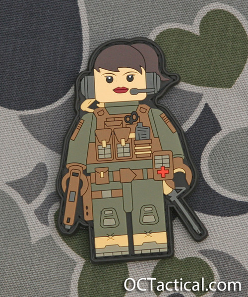 Brick Operator V3 (VEE) Morale Patch