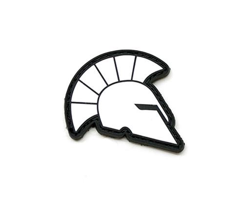 Griffon Spartan Helmet Patch (PVC)