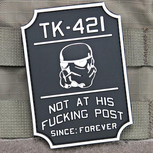 TK-421 Star Wars Morale Patch