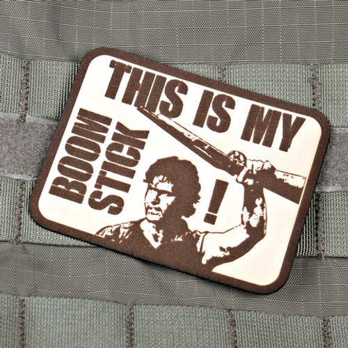 This Is My Boomstick Morale Patch