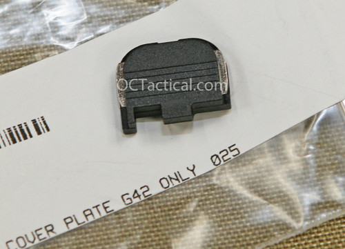 GLOCK 42 OEM Slide Plate Cover