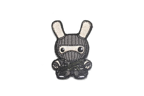 Dunny Embroidered Patch