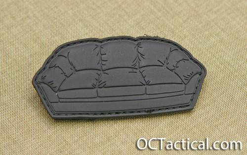 The Couch PVC Patch