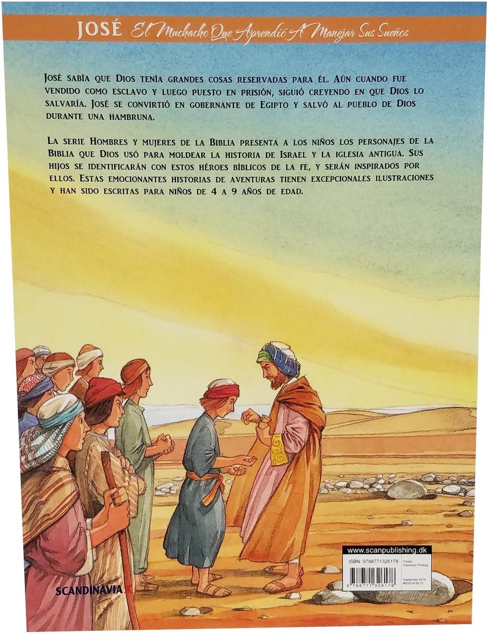 Jose Hombres Y Mujeres En La Serie De La Biblia