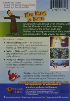 Brother Francis - The King is Born