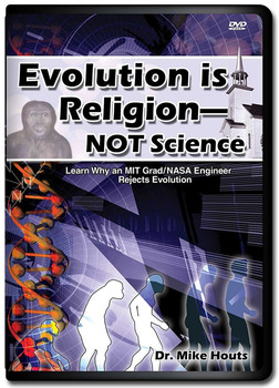Evolution is Religion, Not Science