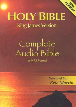 KJV Complete Bible (MP3)