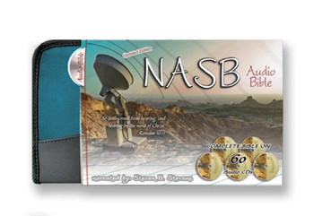 NASB Complete Bible by Stevens (CD)