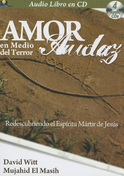 Amor Audaz (CD)