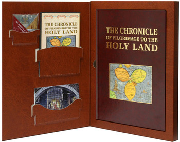 The Chronicle of Pilgrimage to the Holy Land (Gift Set)