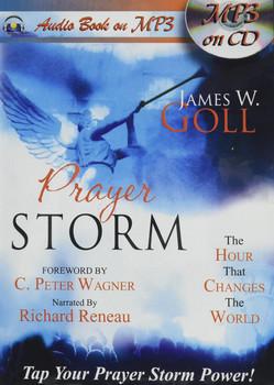 Prayer Storm by Jim Goll (MP3)