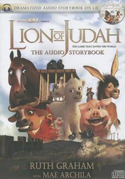 Lion of Judah Storybook (CD)