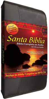 Santa Biblia Complete Reina Valera 2000 (MP3/CD)