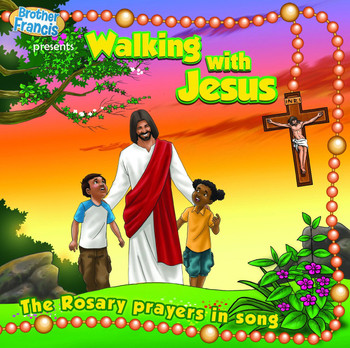 Walking with Jesus - The Rosary prayers in song (CD)
