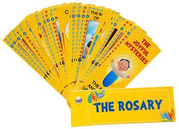 The Catholic Rosary Devotional Fan