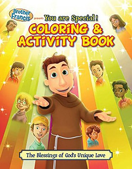 Coloring and Activity Book: You Are Special!
