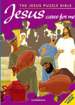 Jesus Cares for Me (Jesus Puzzle Bible)