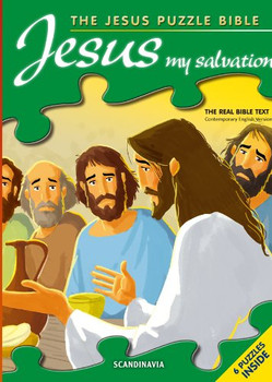 Jesus My Salvation (Jesus Puzzle Bible)