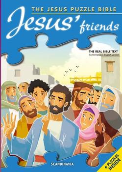 Jesus' Friends (Jesus Puzzle Bible)