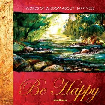 Be Happy (Words of Wisdom Gift Set)