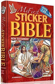 My First Sticker Bible