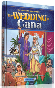 The Wedding at Cana Bible Stories