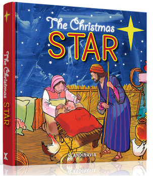 The Christmas Star - with the Lighted Star
