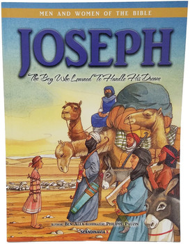Joseph (Men & Women of the Bible Series)