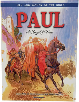 Paul (Men & Women of the Bible Series)