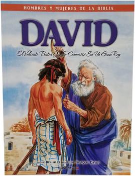 David (Hombres y Mujeres en la Serie de la Biblia)