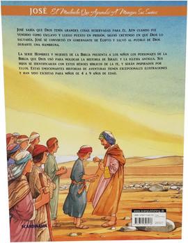 José (Hombres y Mujeres en la Serie de la Biblia)