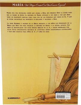 Maria (Hombres y Mujeres en la Serie de la Biblia)