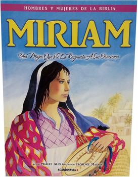 Miriam (Hombres y Mujeres en la Serie de la Biblia)