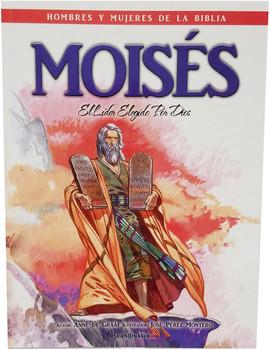 Moisés (Hombres y Mujeres en la Serie de la Biblia)