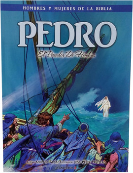 Pedro (Hombres y Mujeres en la Serie de la Biblia)