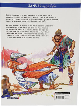 Samuel (Hombres y Mujeres en la Serie de la Biblia)